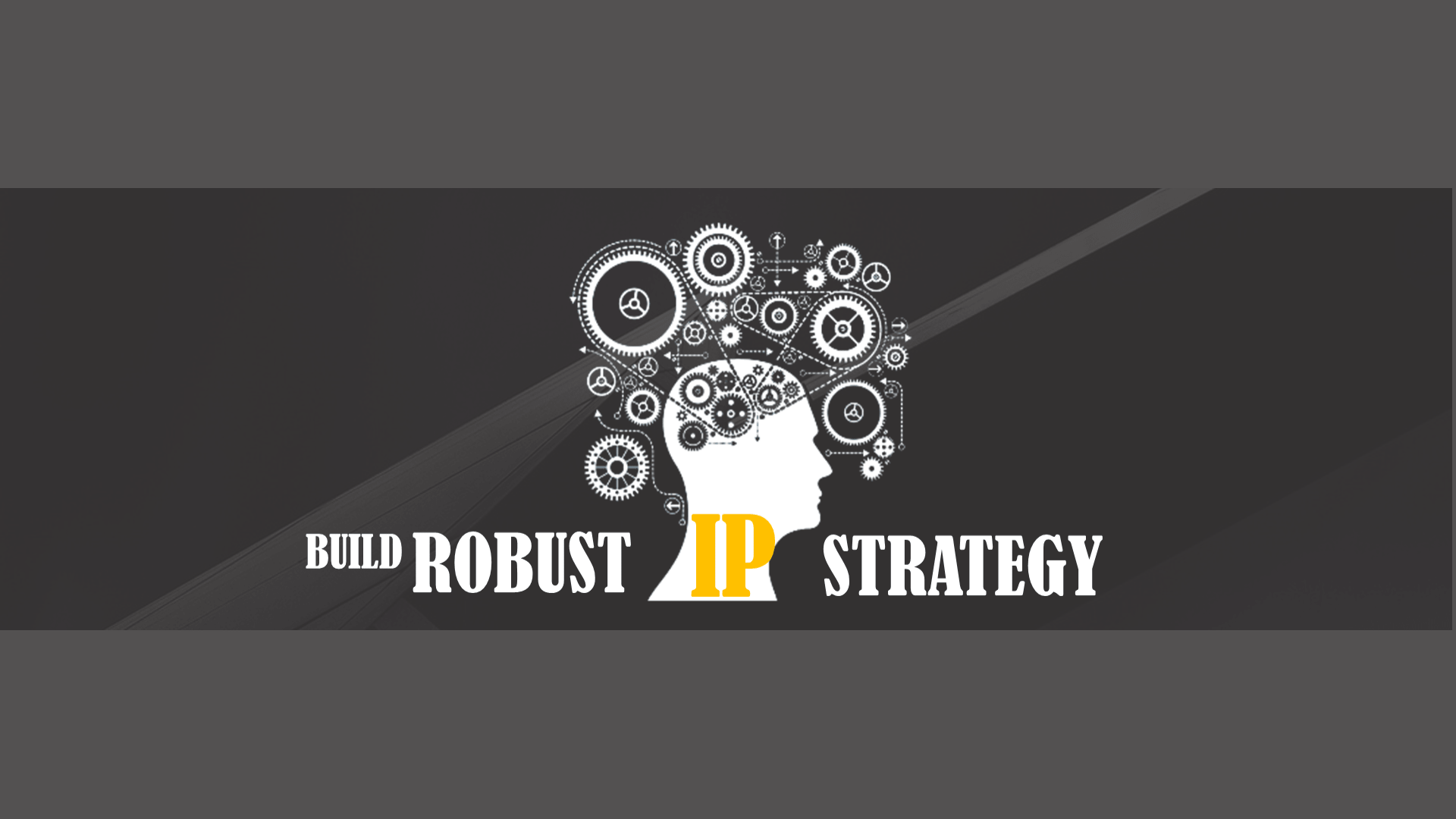 Build Robust IP strategy