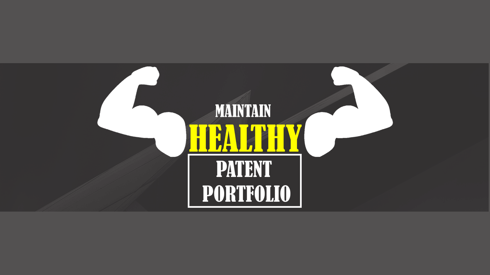 Maintain healthy portfolio